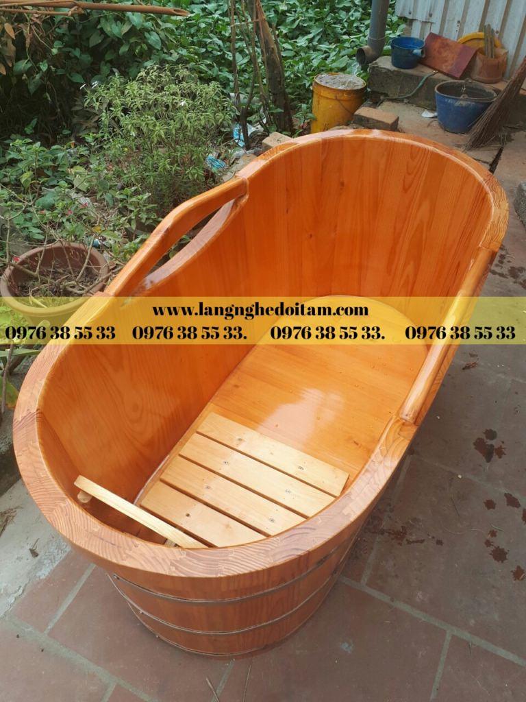 bán bồn tắm gỗ giá tốt chất lượng uy tín
