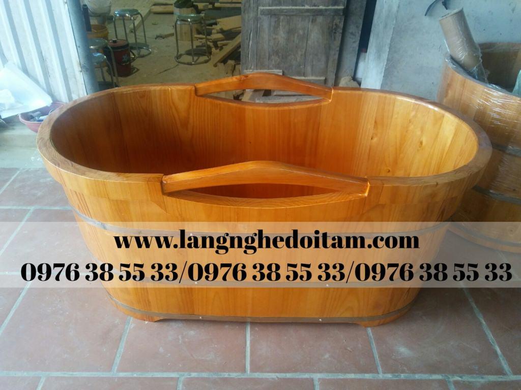 bồn tắm gỗ giá tốt nhất hà nội