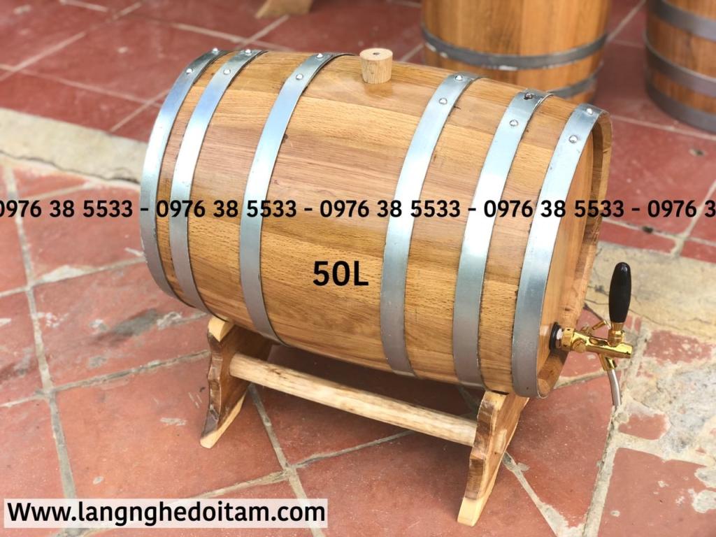 Cơ sở nhận đọng các loại kích thước và số lit như 10L, 20L, 30L, 50L, 100L, 200L