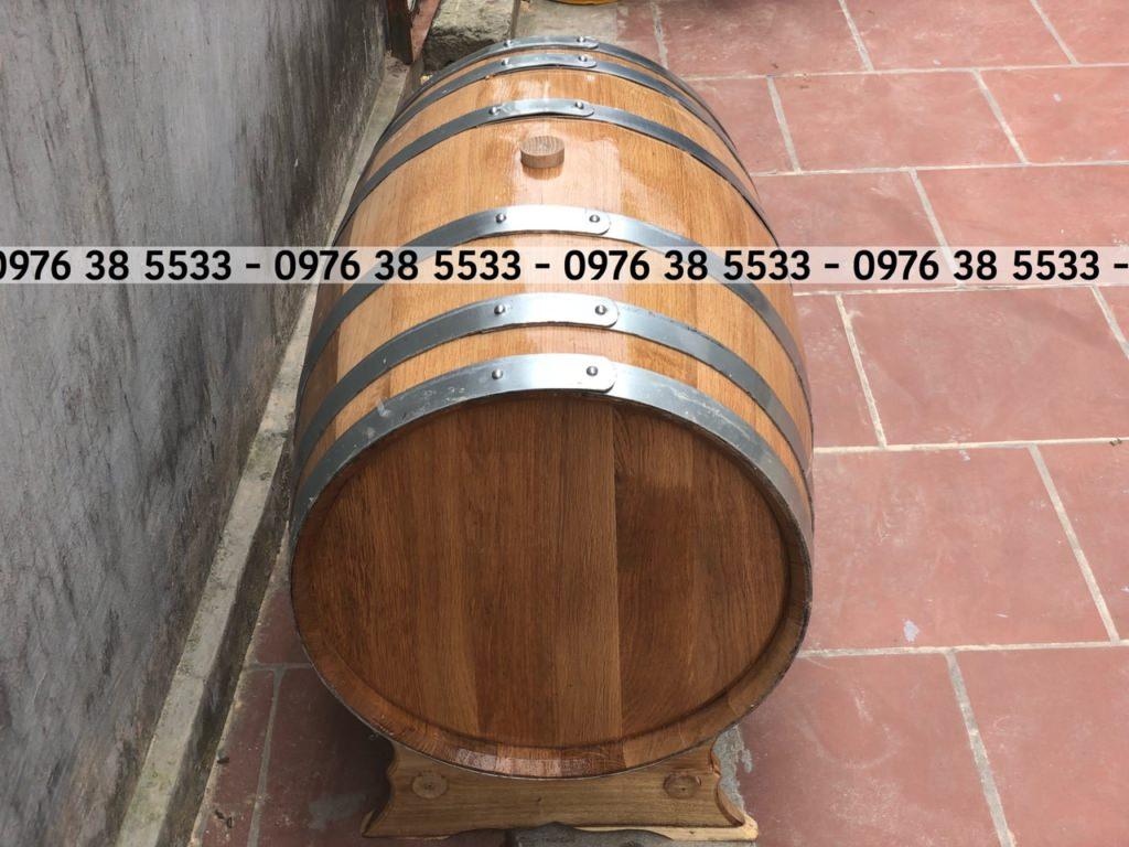 Mua thùng gỗ sồi tại cơ sở được bảo hành 1 đổi 1 lên đến 12 tháng