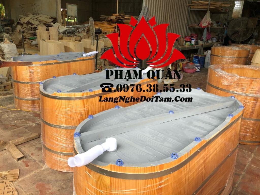Hệ thống đáy bồn được cơ sở làm rất kỹ với sơn chống thấm ở đáy bồn, hơn 10 núm cao su chống trơn trượt và nc va lại thành bồn, van xar có ruột gà dài 90cm