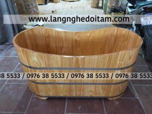 Mua bồn tắm gỗ tại đà nẵng