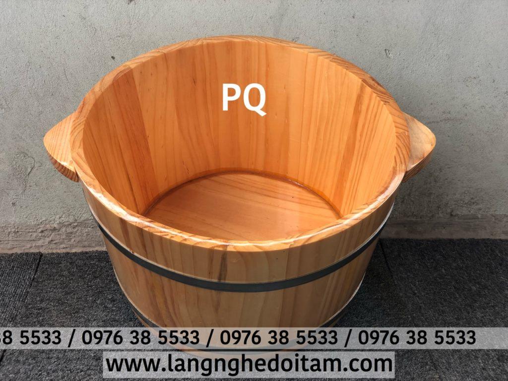 Mua chậu gỗ ngâm chân giá rẻ hàng chất lượng