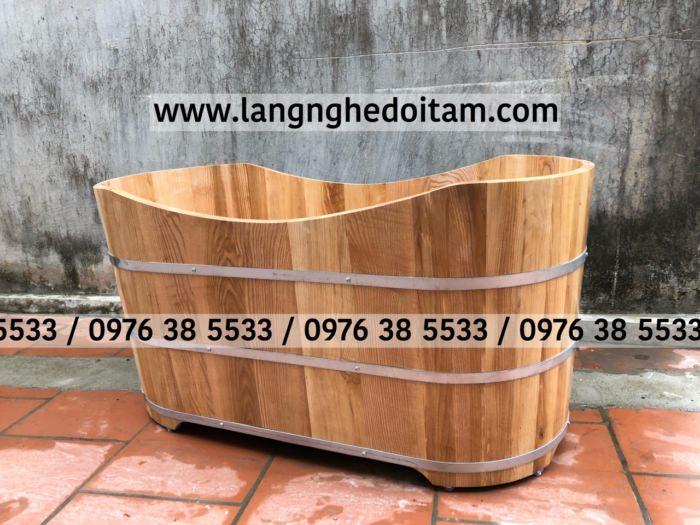 Bán bồn tắm gỗ sồi tại Đà Nẵng