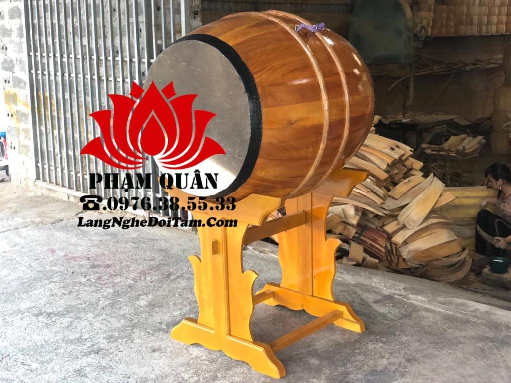 Xưởng sx trống gỗ mít dành cho trường học