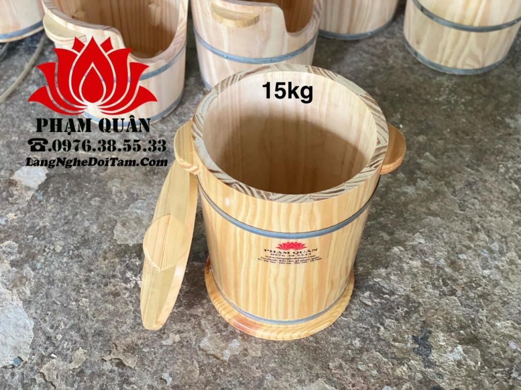 Xưởng sx Thùng gỗ phạm quân, nhận lm kt theo yêu cầu quý khách hàng