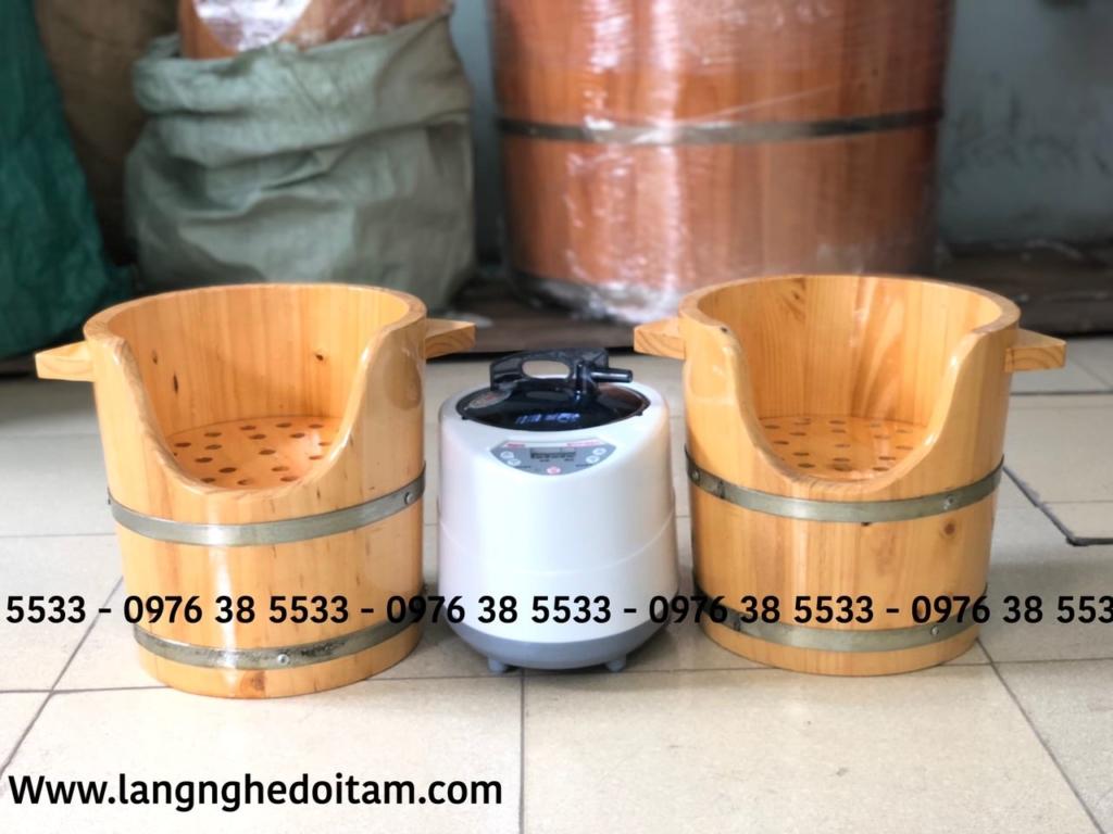 Bán thùng xông đầu dưỡng sinh cho các Spa