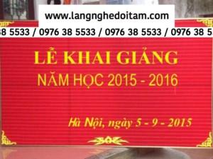 Bán bộ chữ xốp hội nghị cho trường học tại Hà Nội