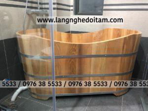 Bán bồn tấm gỗ sồi nhập khẩu